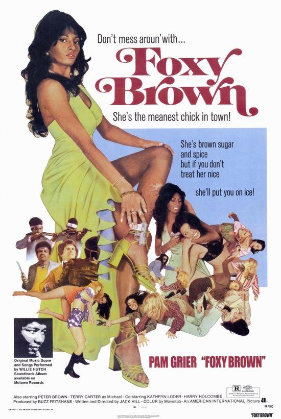 Foxy Brown  movie