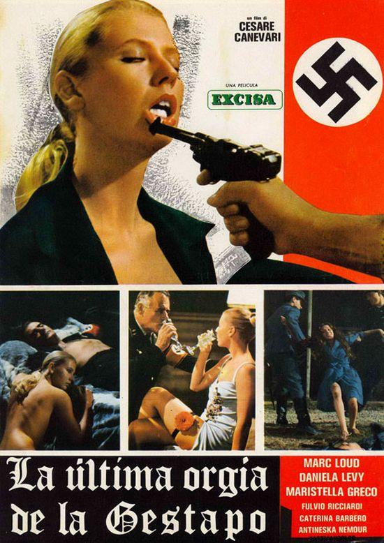 Gestapo's Last Orgy movie