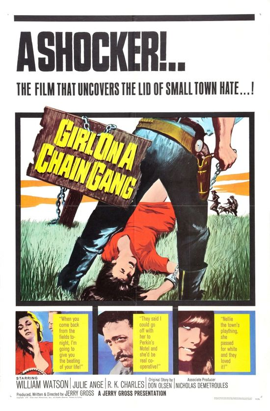 Girl on a Chain Gang movie