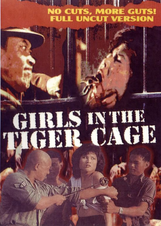 Girls in the Tiger Cage movie
