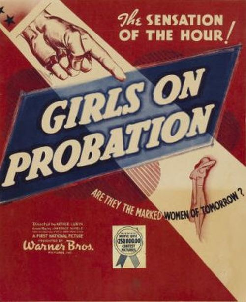 Girls on Probation movie