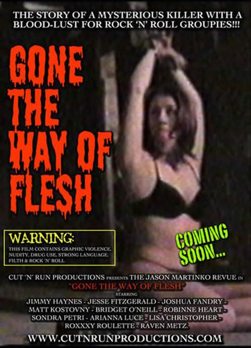 Gone The Way Of Flesh movie