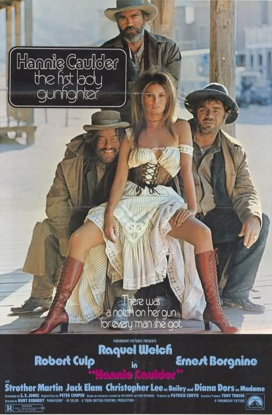Hannie Caulder movie