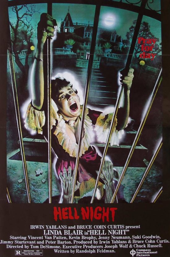 Hell Night  movie