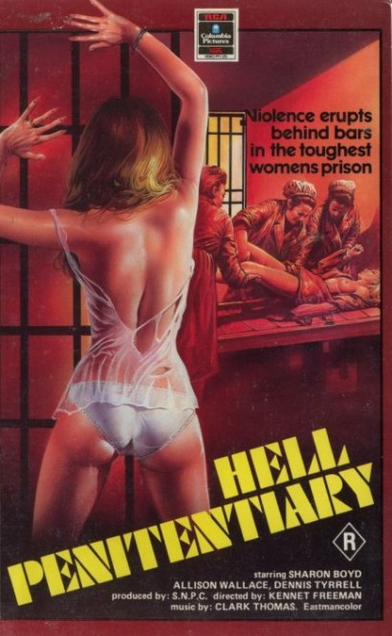 Hell Penitentiary movie
