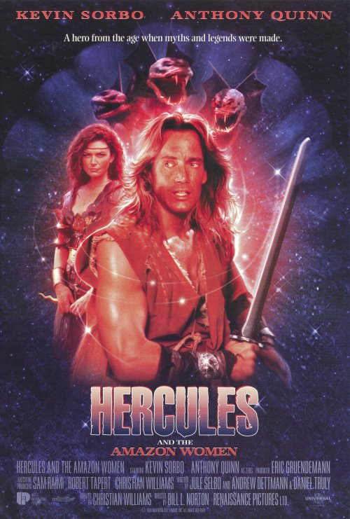 Hercules and the Amazon Women movie