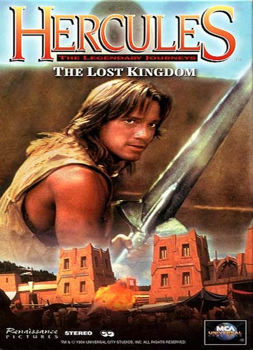 Hercules and the Lost Kingdom movie