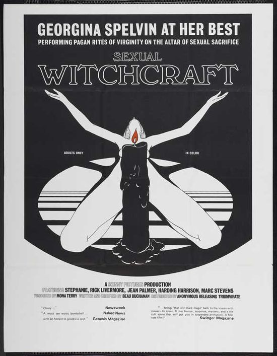 High Priestess of Sexual Witchcraft movie