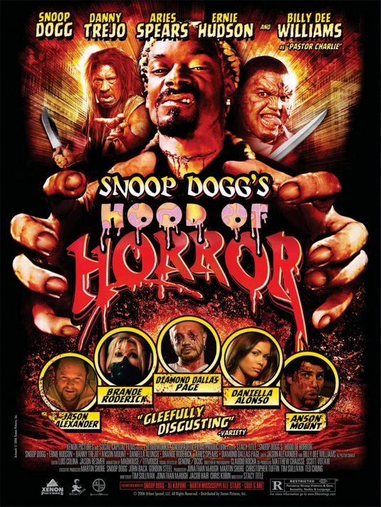 Hood of Horror movie