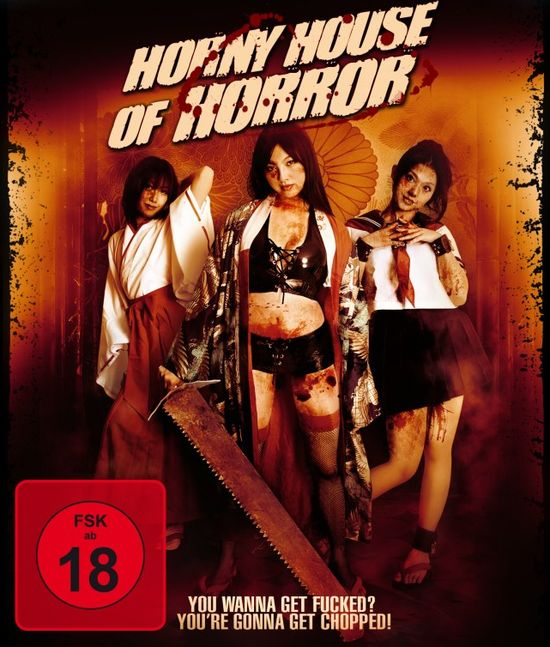Horny House of Horror movie