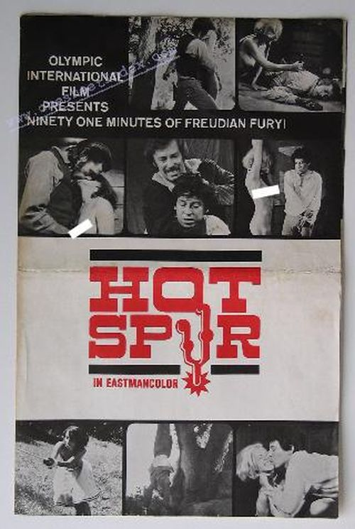 Hot Spur movie