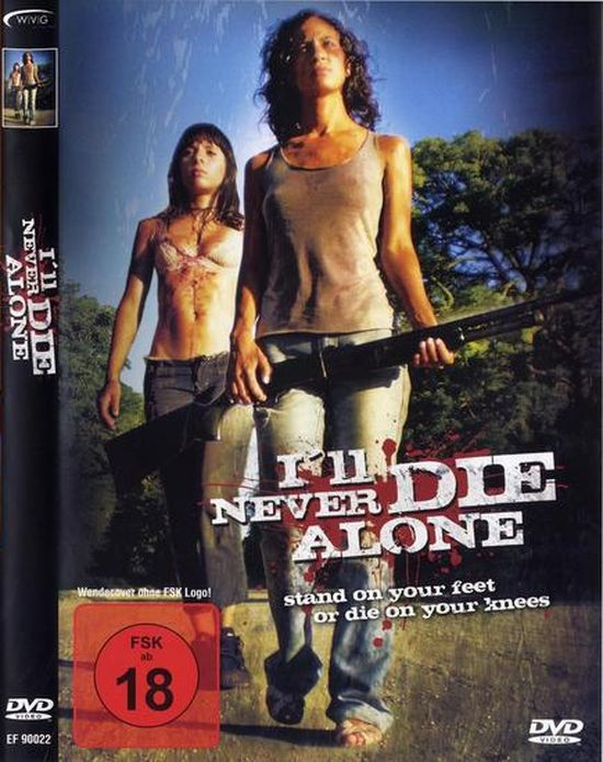 I'll Never Die Alone movie