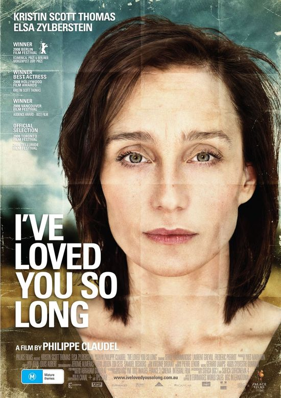 I've Loved You So Long movie