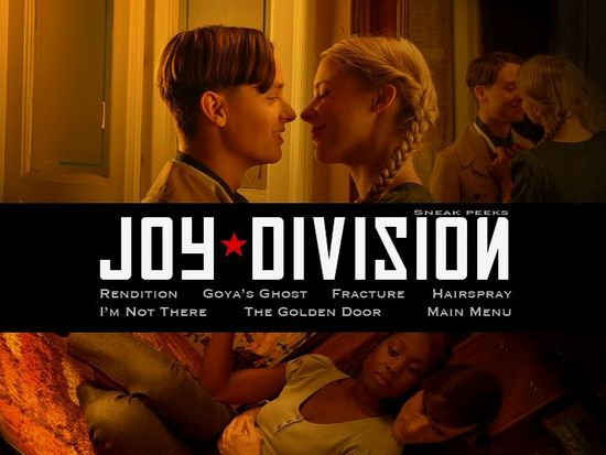 Joy Division movie