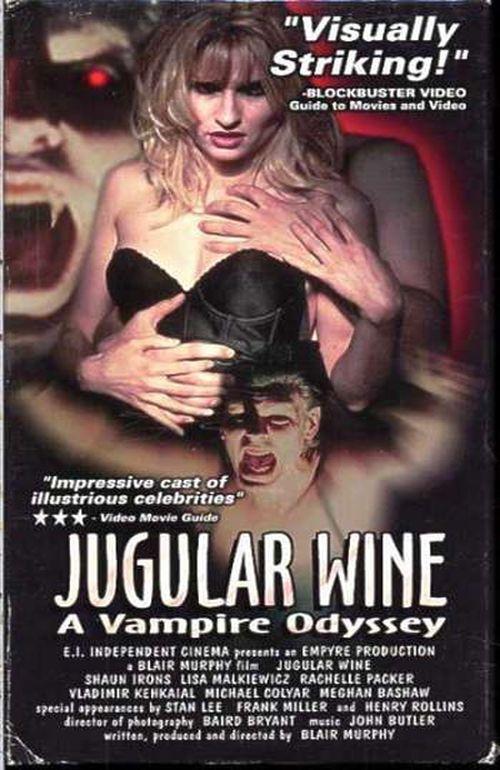 Jugular Wine: A Vampire Odyssey movie