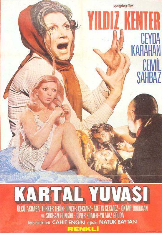 Kartal Yuvasi movie
