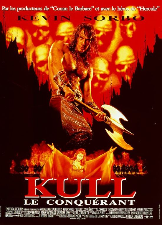 Kull the Conqueror movie