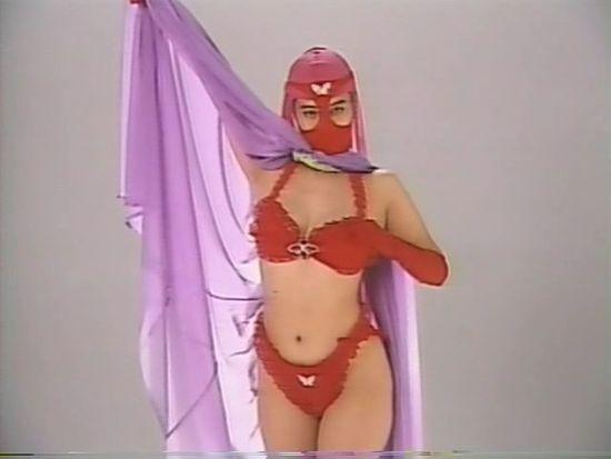 Legendary Panty Mask movie
