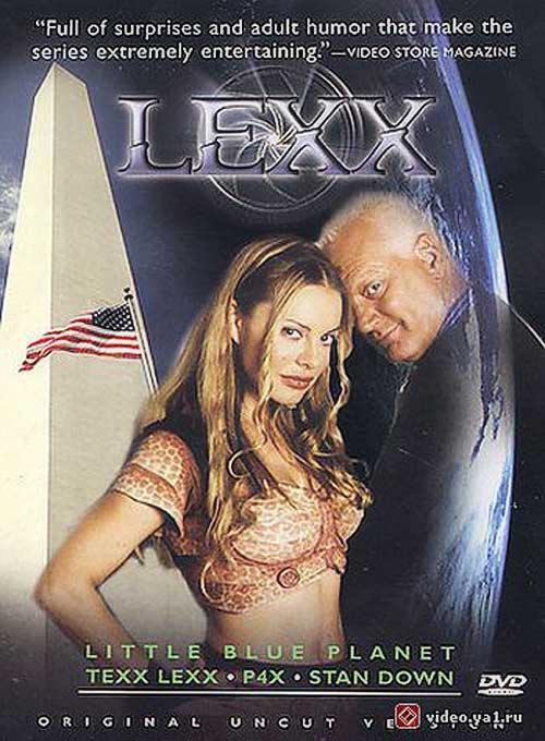 """Lexx """"P4X"""" movie"""