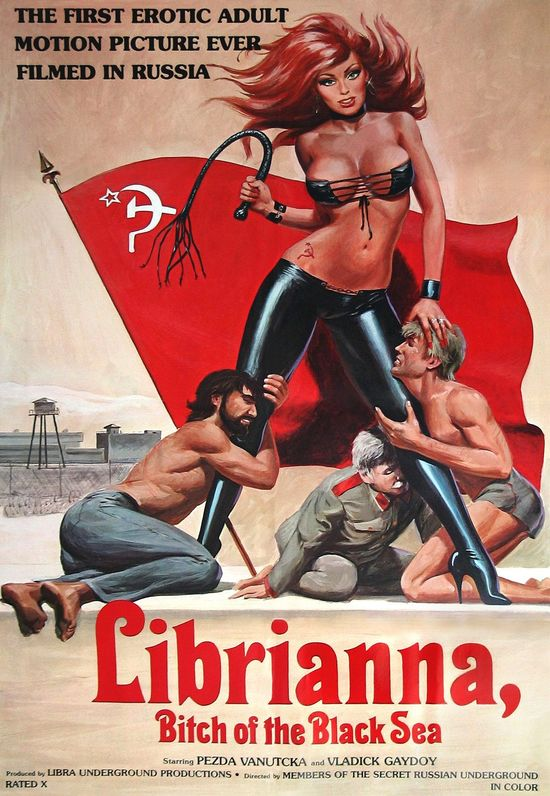 Librianna, Bitch of the Black Sea movie