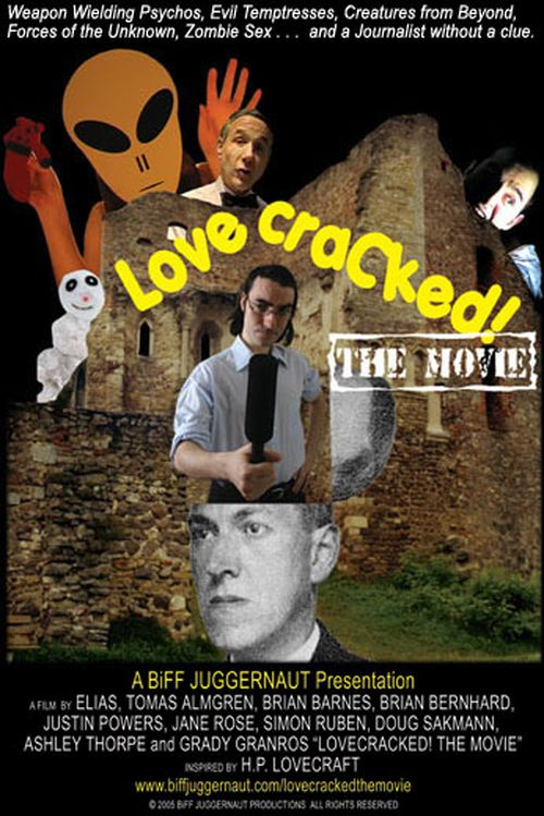 LoveCracked! The Movie movie
