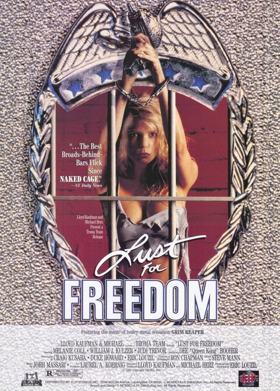 Lust for Freedom movie