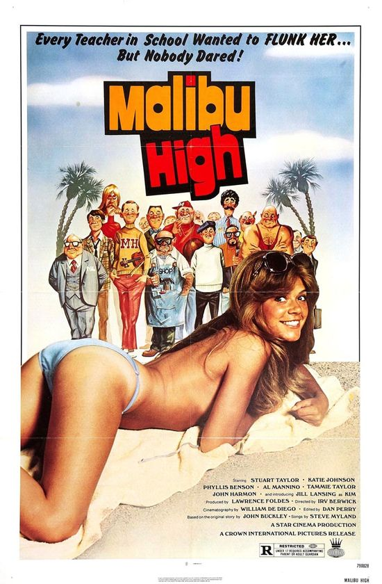 Malibu High movie