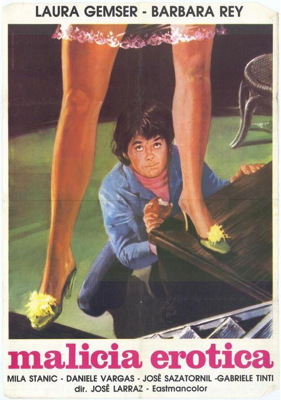 Malizia Erotica AKA El periscopio 1979