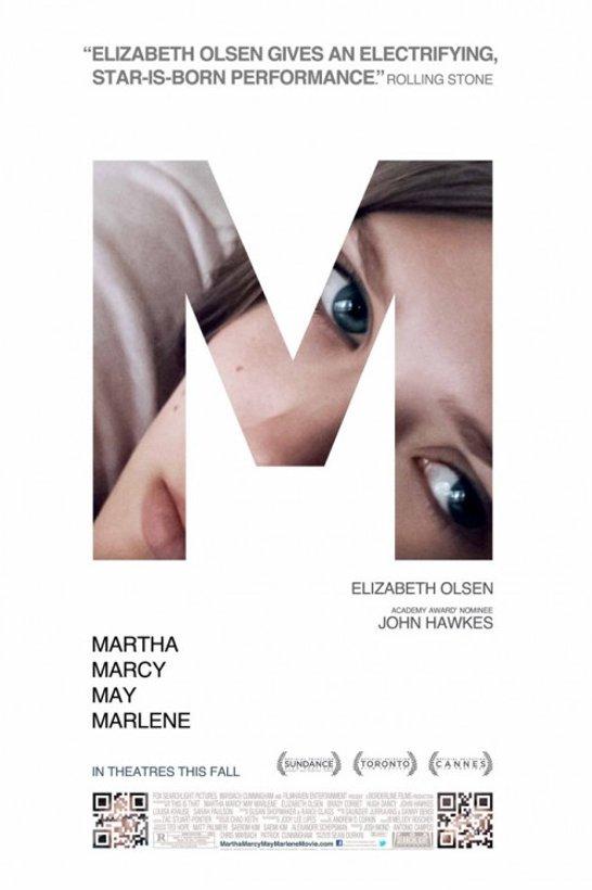 Martha Marcy May Marlene movie