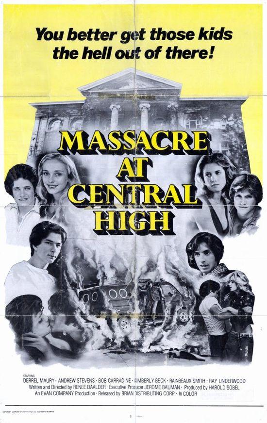 Massacre at Central High movie