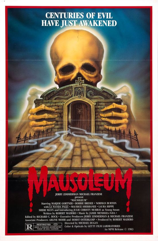 Mausoleum movie