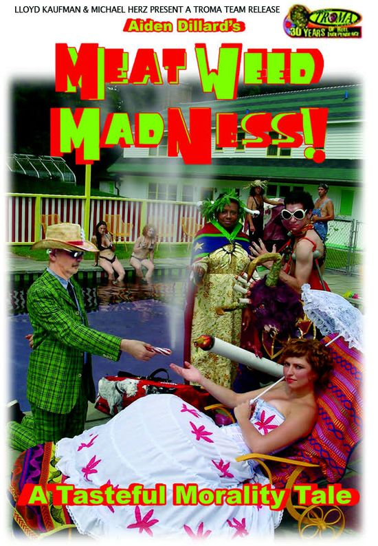 Meat Weed Madness movie