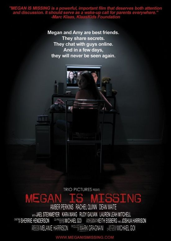 Megan Is Missing movie