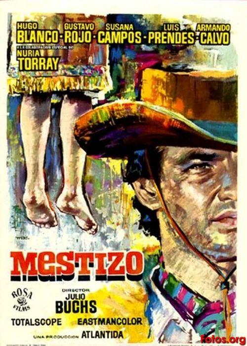 Mestizo movie