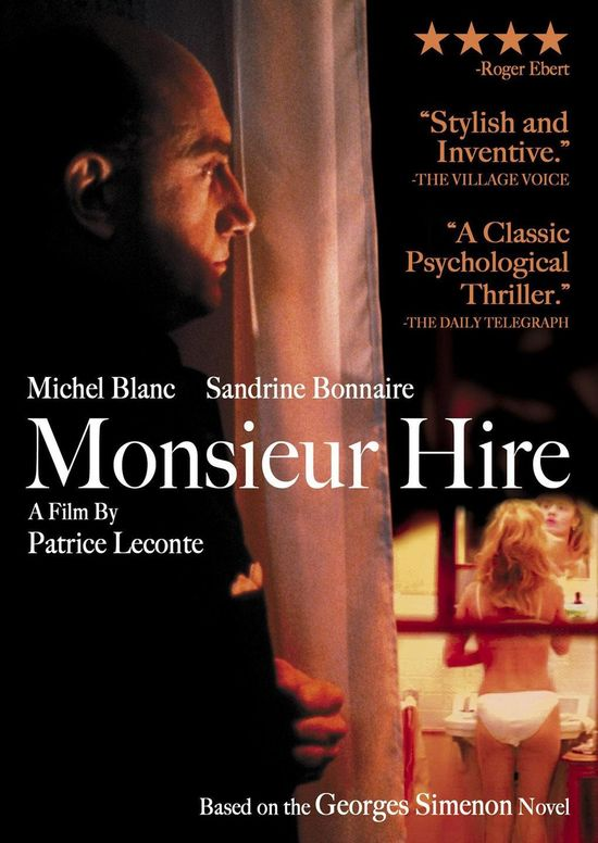 Monsieur Hire movie