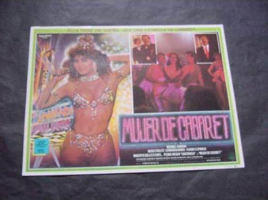 Mujer de cabaret movie