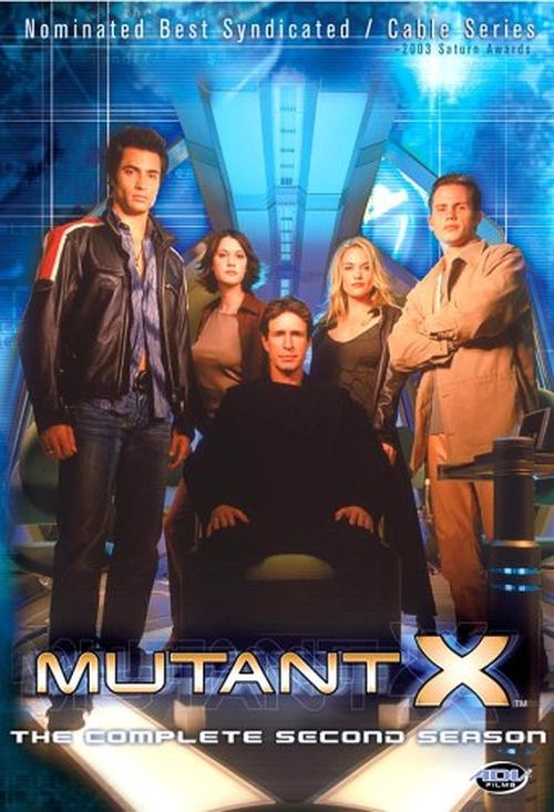"Mutant X ""The Taking of Crows"" movie"