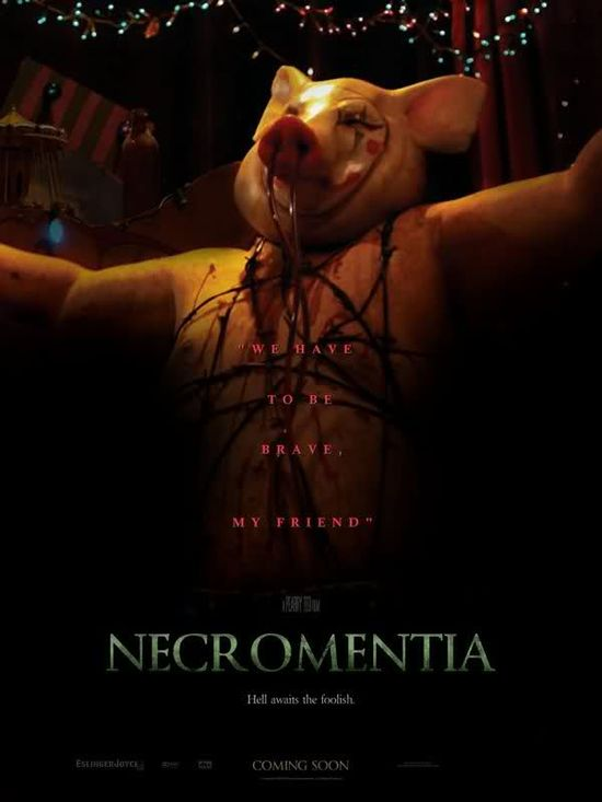 Necromentia movie