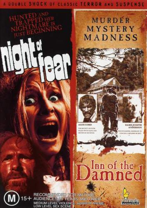 Night Of Fear movie