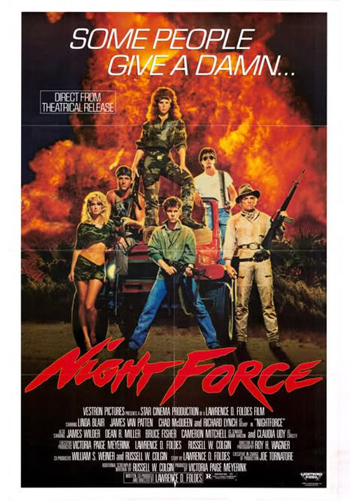 Nightforce movie