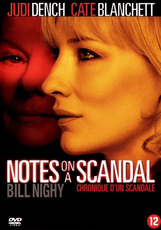Notes on a Scandal movie