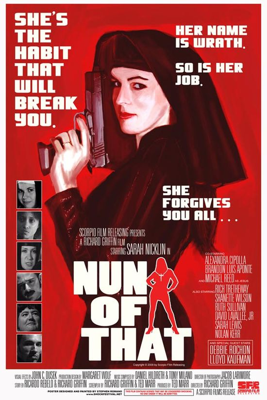 Nun of That movie