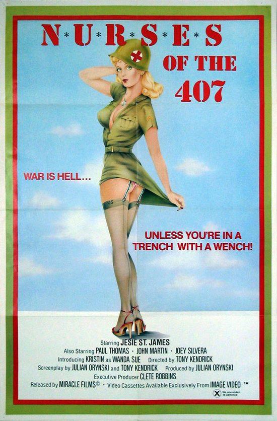 Nurses of the 407th movie