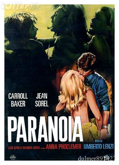 Paranoia movie