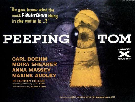 Peeping Tom movie