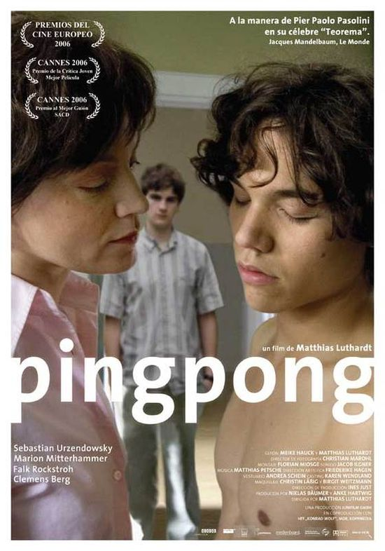 Pingpong movie