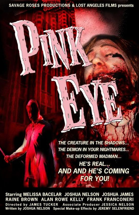 Pink Eye movie