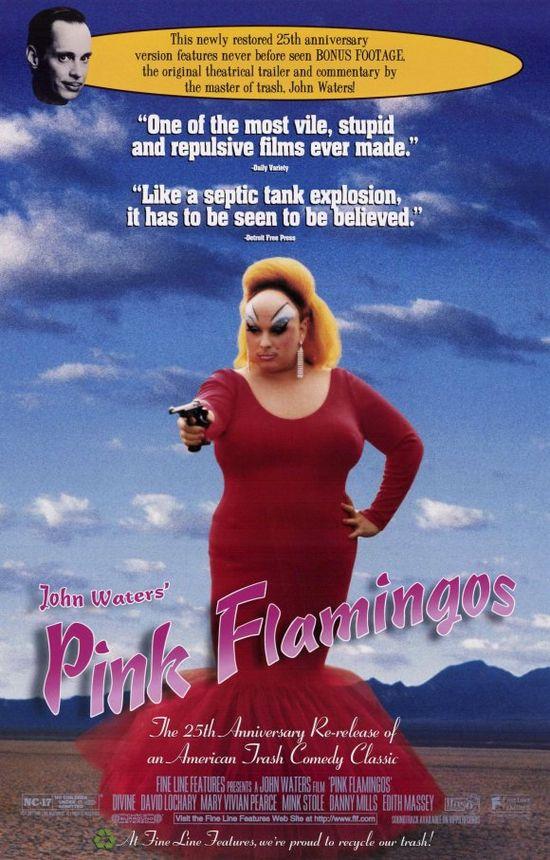 Pink Flamingos movie