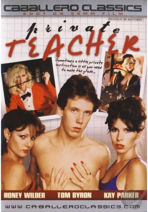 Private Teacher movie
