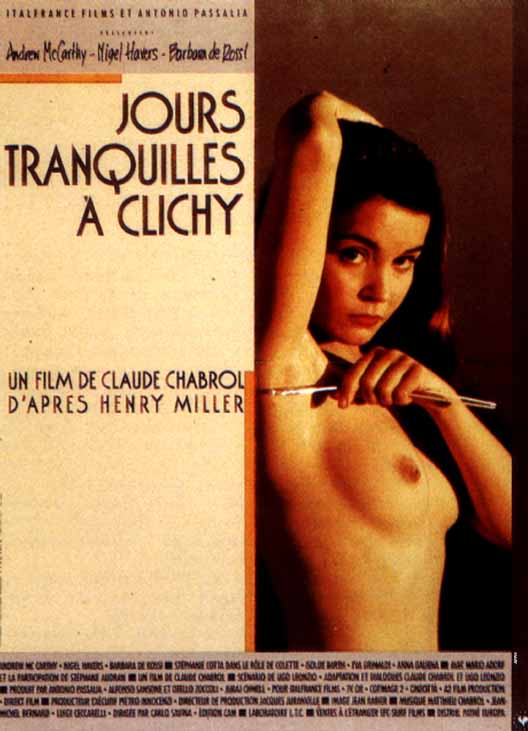 Quiet Days in Clichy movie
